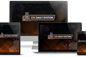 1K Daily System Review – 95% Of Affiliates Have No Idea This Hi-Profit Method Even Exists