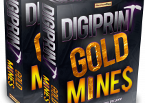 Digiprint Goldmines Review – Simplest Money Making System