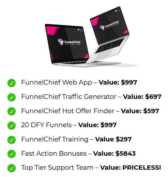 FunnelChief-price