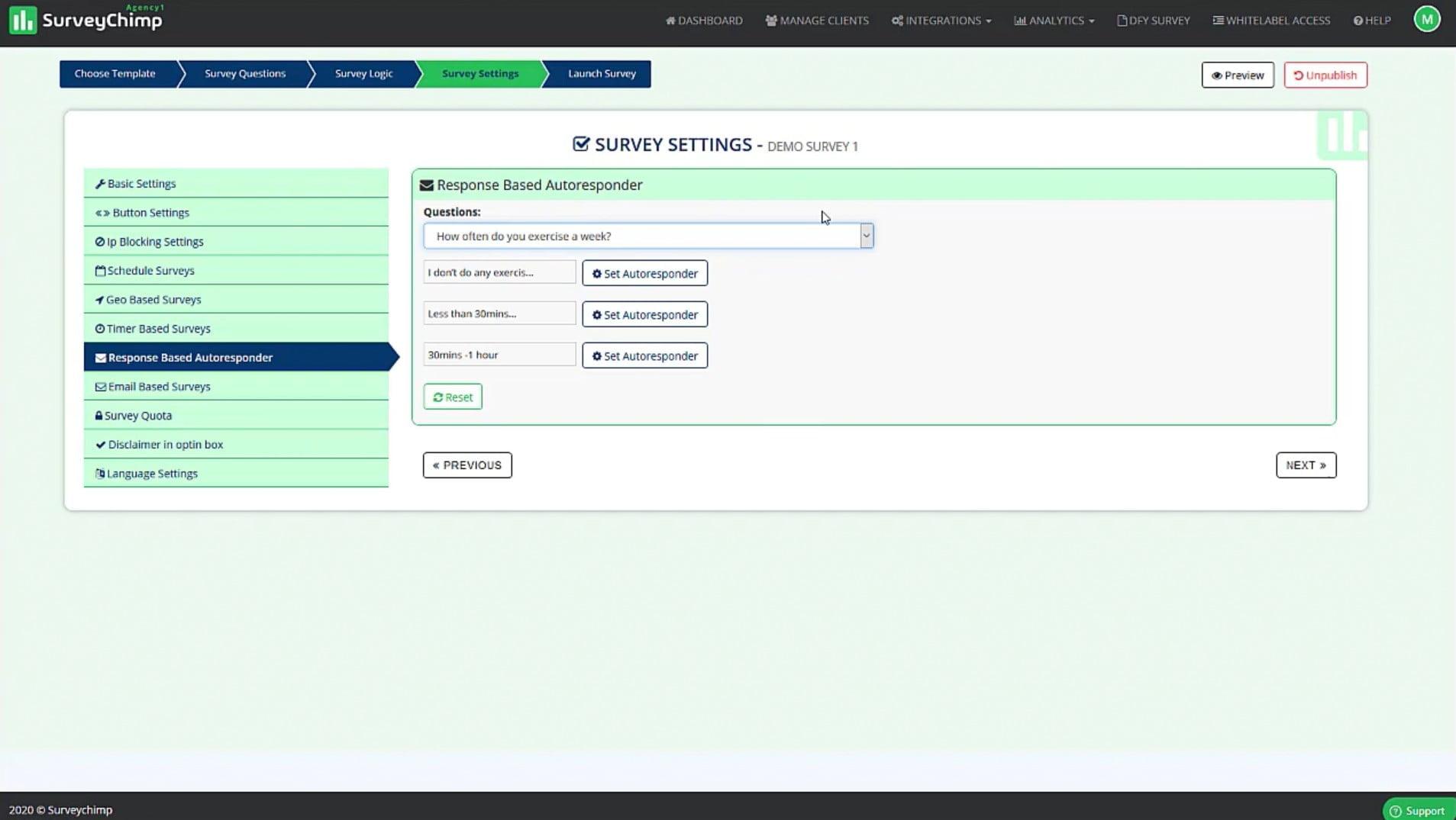 SurveyChimp-Using-Experience