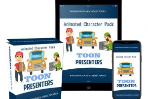 Toon Presenters Review – A Brand New Pack Of Stunning Animated Characters For You