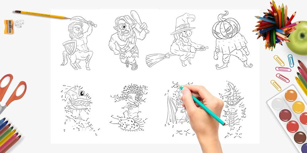 what-is-Happy-Halloween-Coloring-Pack