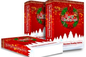 Eazy Christmas Review – [STUNNING] Top Quality Christmas Promotion Kit for Cents!