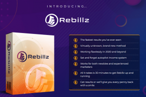 Very Excited To Show You This Rebillz Review