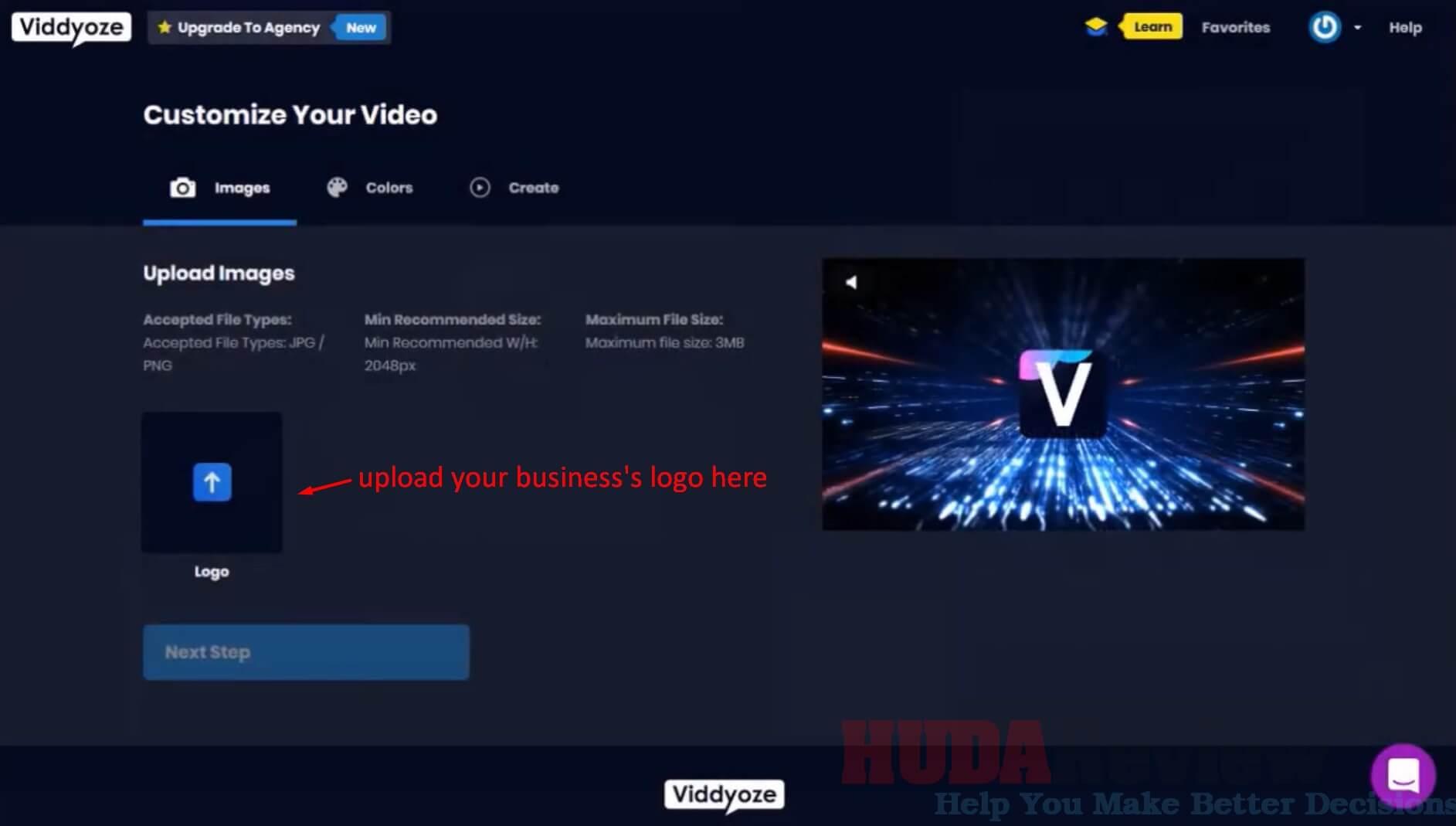 Viddyoze-Review-Step-2-2