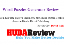 Word Puzzles Generator Review – Profit from Puzzle Books in 3 Simple Clicks