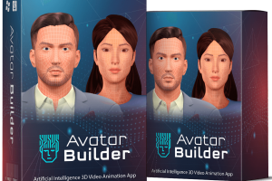 AvatarBuilder Review – First-To-Market 3D Animation Video Maker