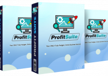 ProfitSuite Review – I'm sure you won't be disappointed about this package