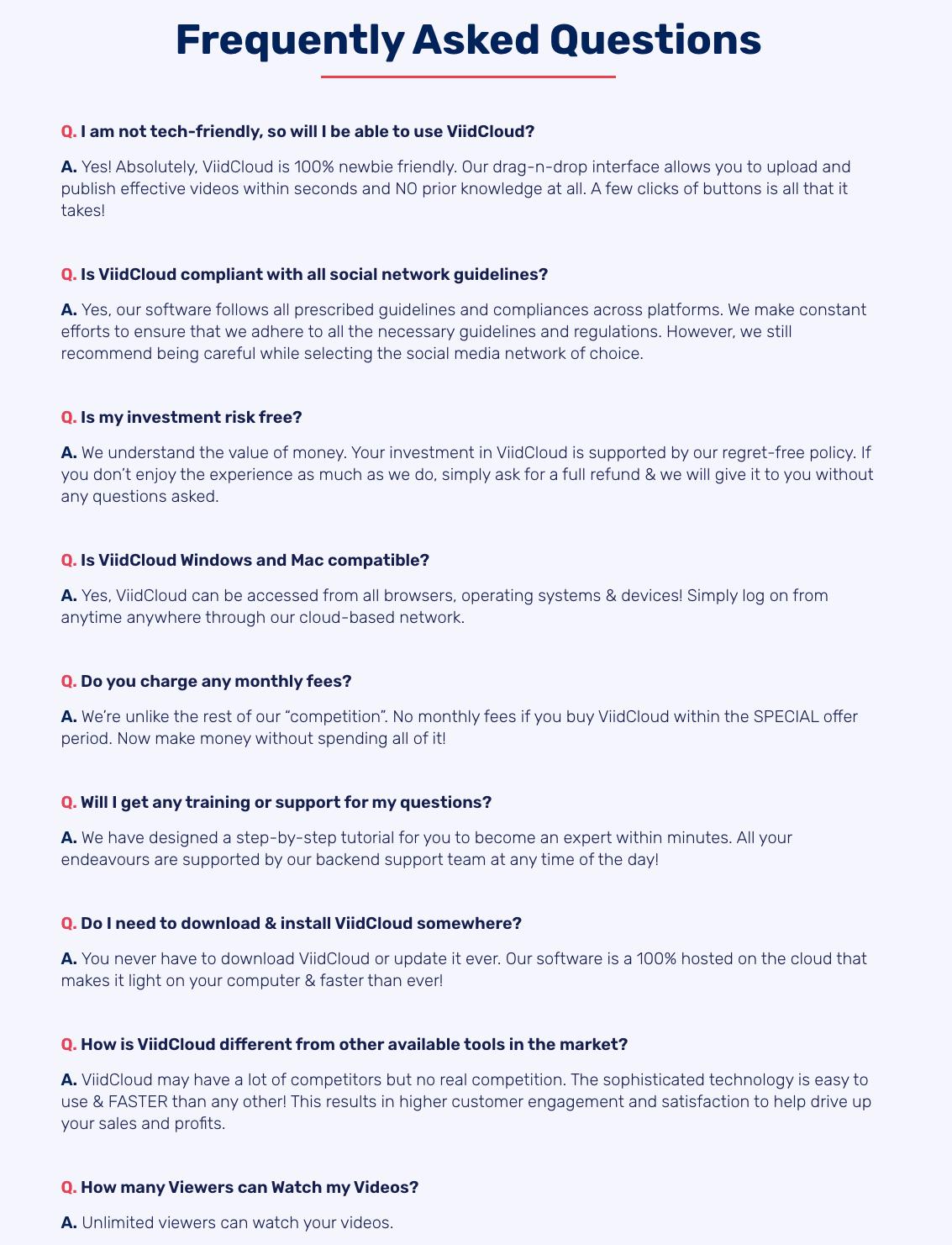 ViidCloud-Review-QA