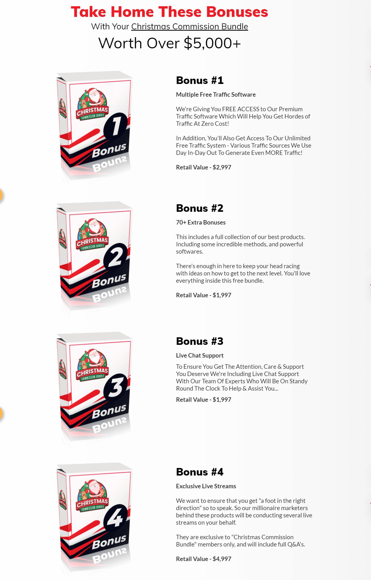 Xmas-Commission-Bonuses