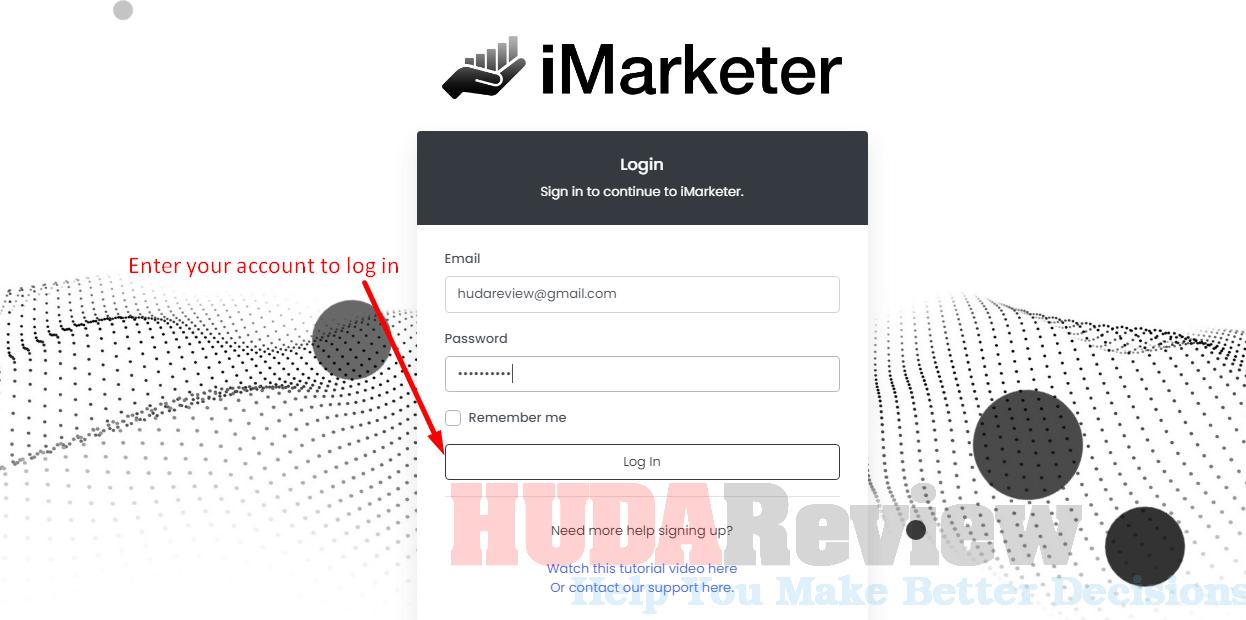 iMarketer-Step-0