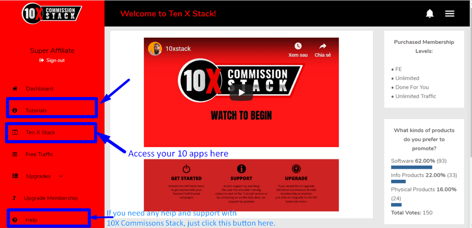 10X-Commission-Stack-Review-Step-1