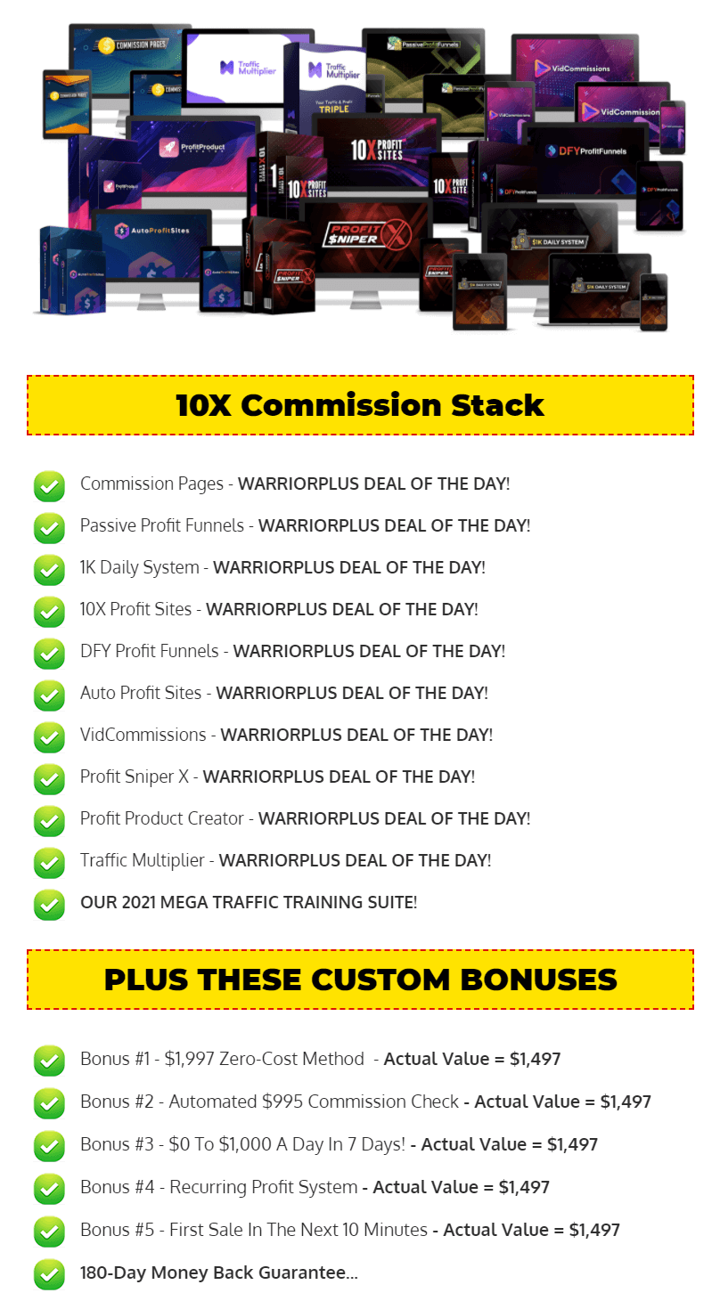 10X-Commissions-Stack-price
