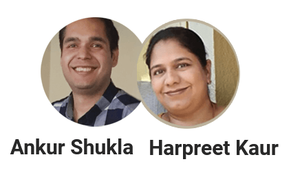 Ankur-Shukla-Harpreet-Kaur