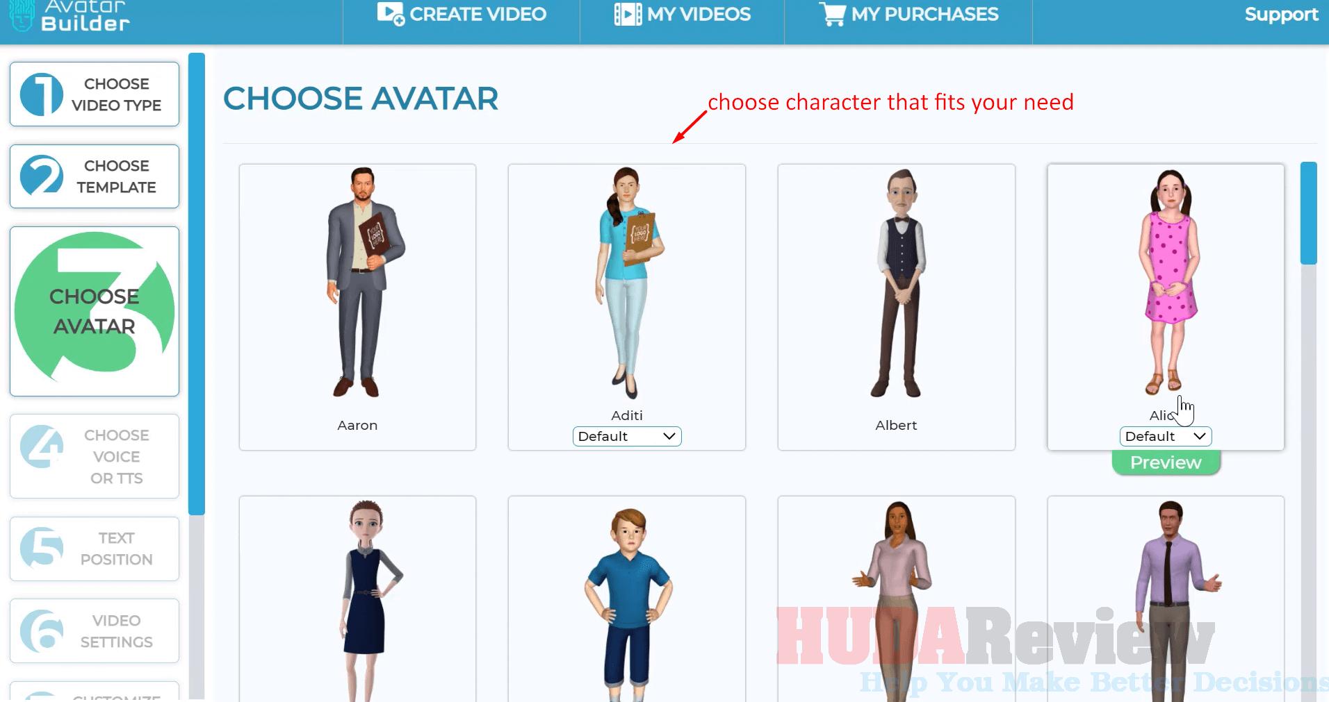 AvatarBuilder-Review-Step-3