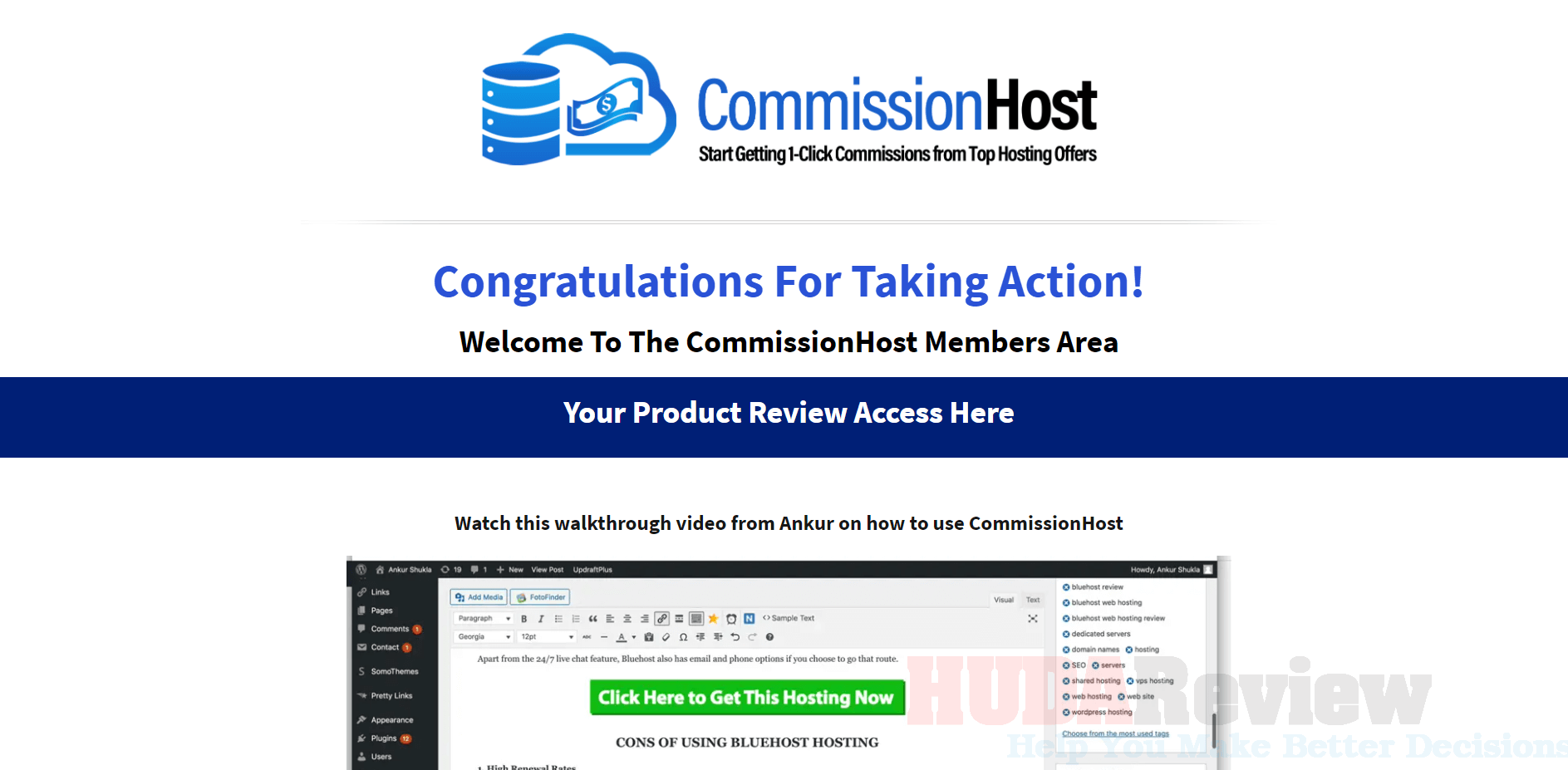 Commission-Host-Review-Step-1