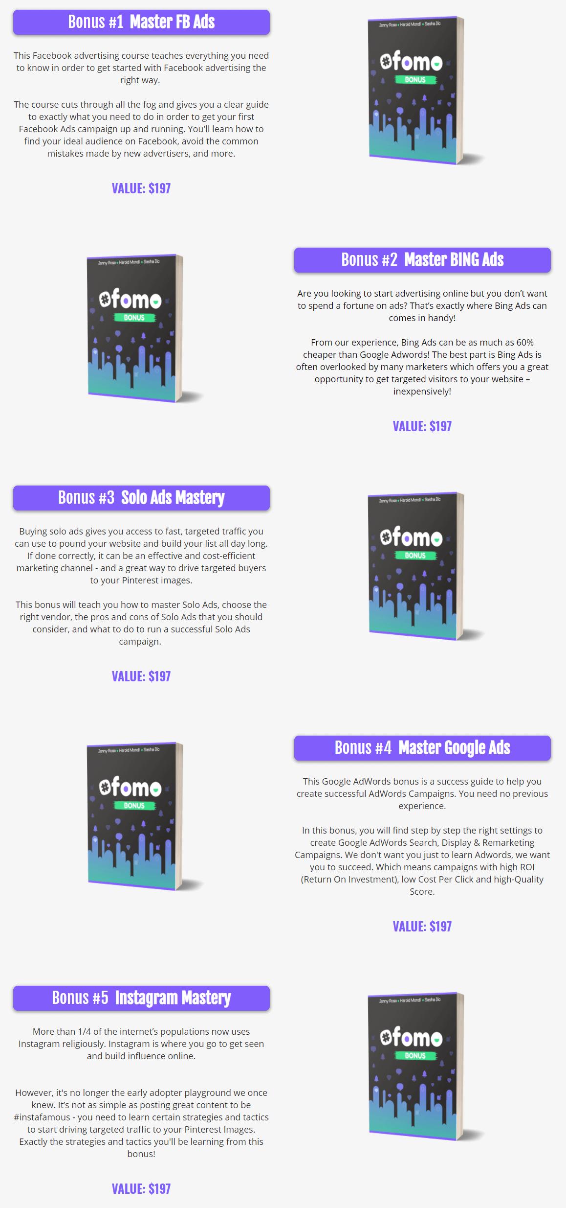 FOMO-bonus