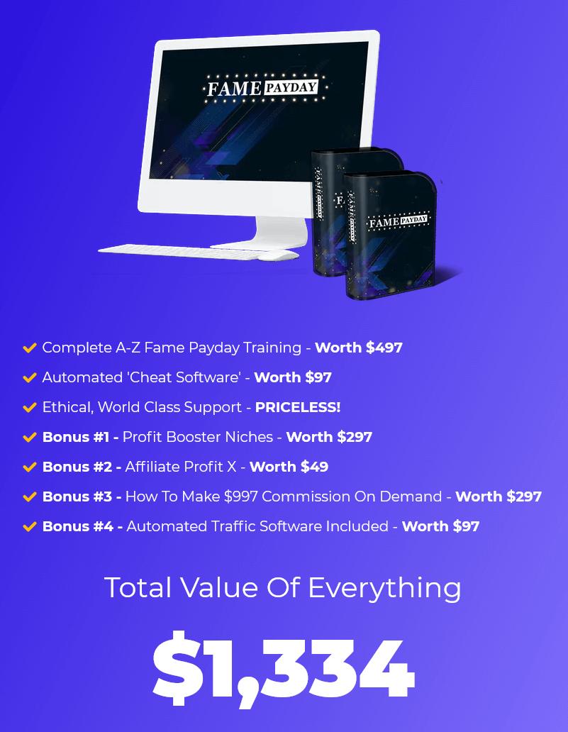 Fame-Payday-price