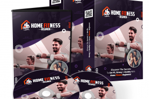 [PLR] Home Fitness Regimen Review – Want To Be An Authority? You Need This New PLR!