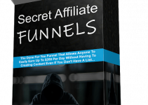 Secret Affiliate Funnels Review – Check This System