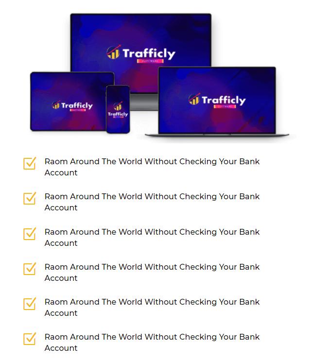 Trafficly-Recap