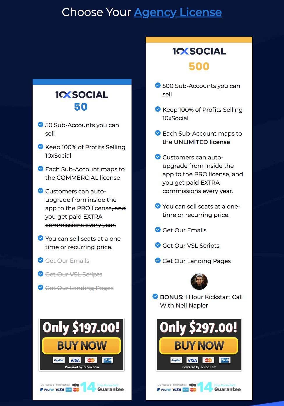 10xSocial-Review-OTO3-Recap