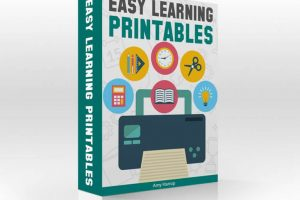 Easy Learning Printables Review & Bonuses