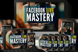 Facebook Live Mastery PLR Review & Bonuses