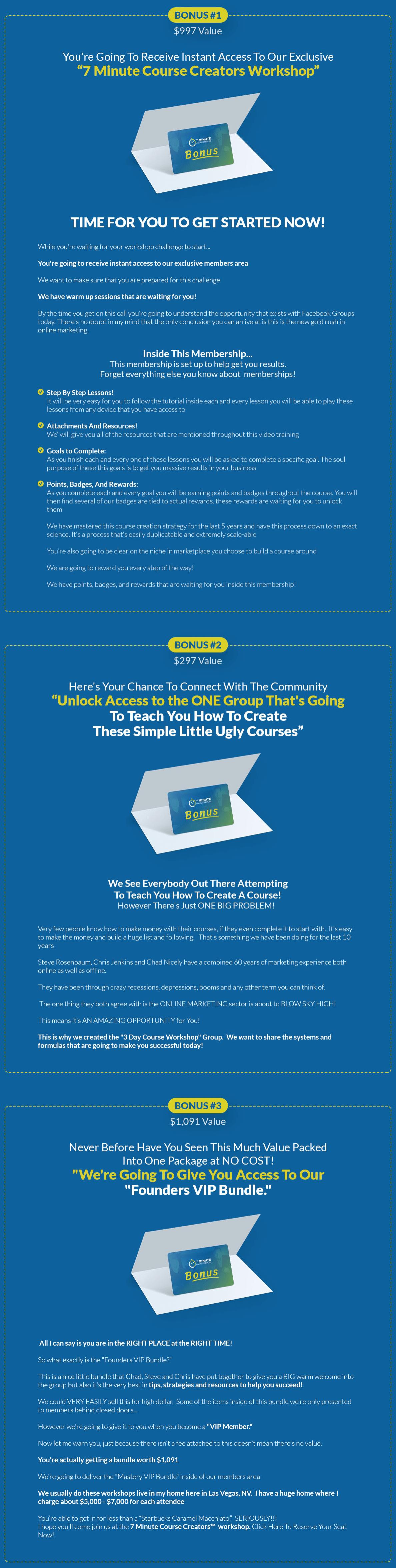 7-Minute-Course-Creators-bonus