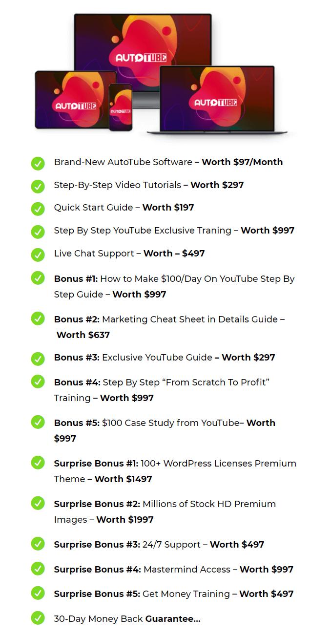 AutoTube-price