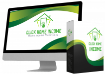 Click Home Income – Create Lucrative Digital Products & Services On Demand