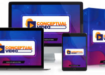 Conceptual Video Suite Review – Revolutionary Video Suite To Create Unlimited Ultra-Engaging Videos In Any Niche