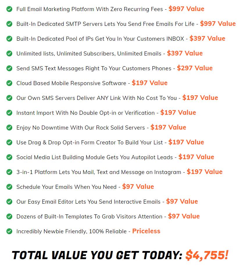 ProfitSend-price