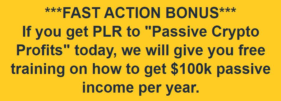 Crypto-Passive-Profits-PLR-bonus