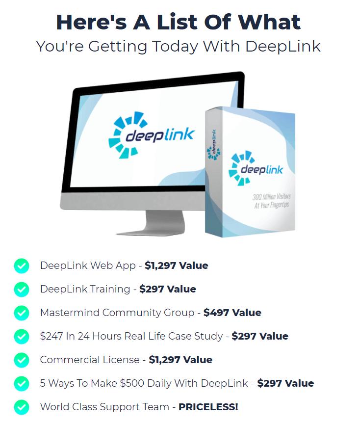 DeepLink-price