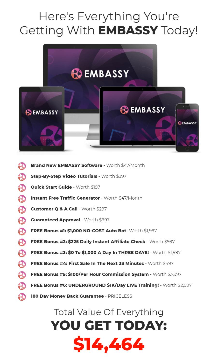 Embassy-Recap