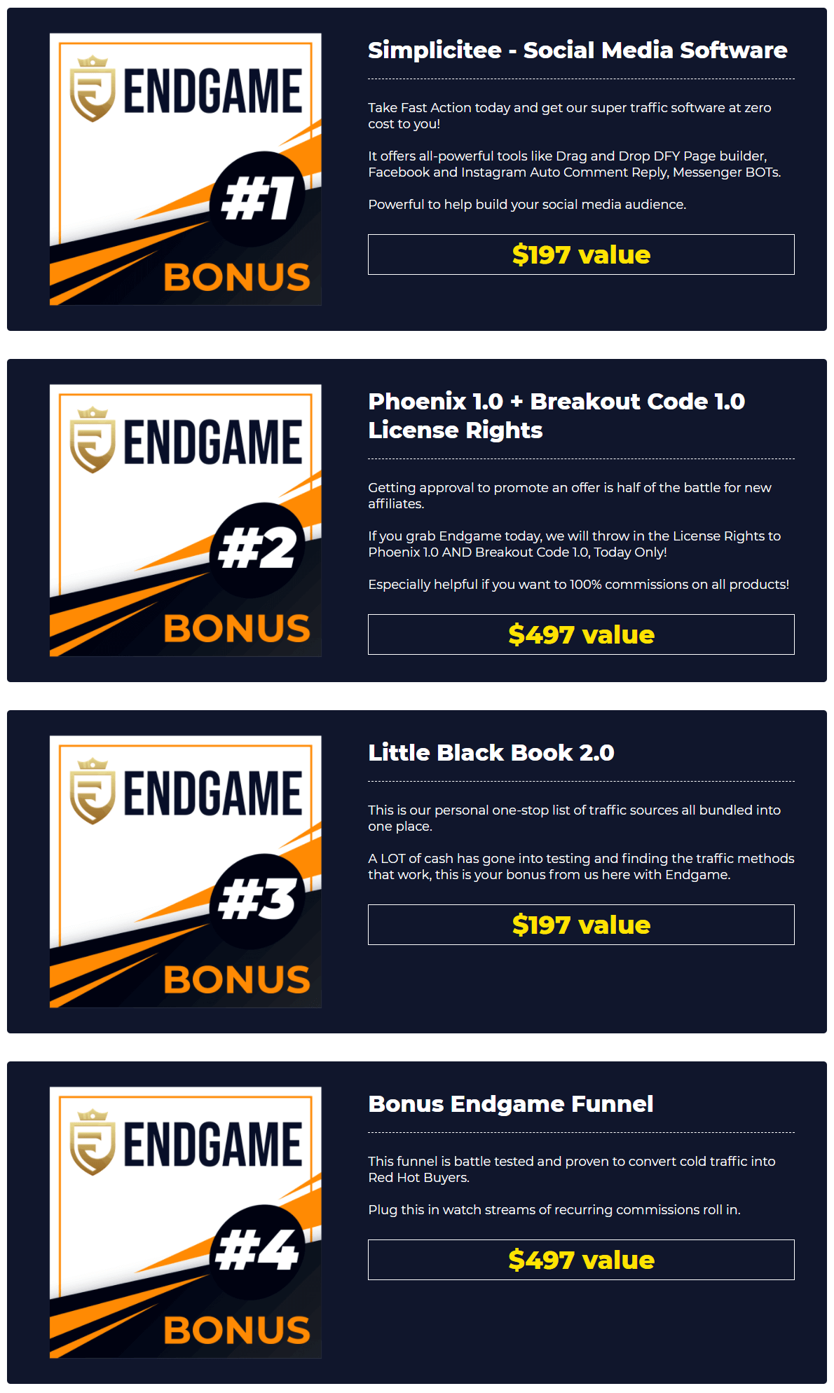 EndGame-bonus
