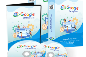 [PLR] Google Earning Secrets Review – Uncover The Top-Secret Ways To Earn Life-Changing Income From Google