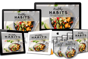 """Healthy Habits PLR Review – Discover The """"Hack"""" To Eliminate Unhealthy Habits (With PLR)"""