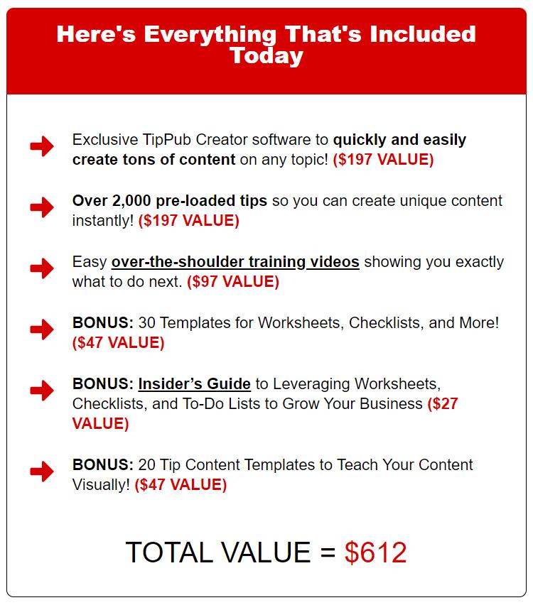 TipPub-Creator-price