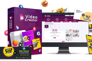 VideoCreator Commercial Review – Create Big Budget Animated Videos In Minutes