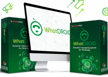 WhatDROID Review – Reach Prospective Customers With 98% Open Rate