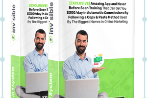 Invisible Method Review – Step-By-Step 5-in-1 System