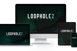 Loophole 2 Profits Review – Get $100 Per Day With No Technical Skills Required