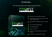 Profit Mayhem Review – The World's Most Powerful List Building App Ever
