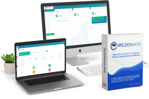 Rezonate Review – The World's First 9-In-1 Social Media Domination Platform