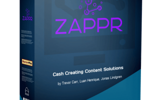 Zappr Review – Generate Cash Exploding Content In 60 Seconds On Auto-Pilot