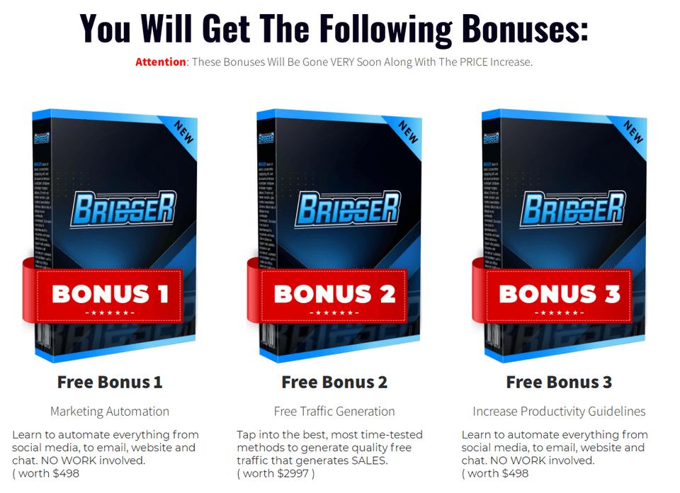 Bridger-bonus