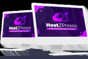 HostZPresso Review – Unlimited Premium Website Hosting