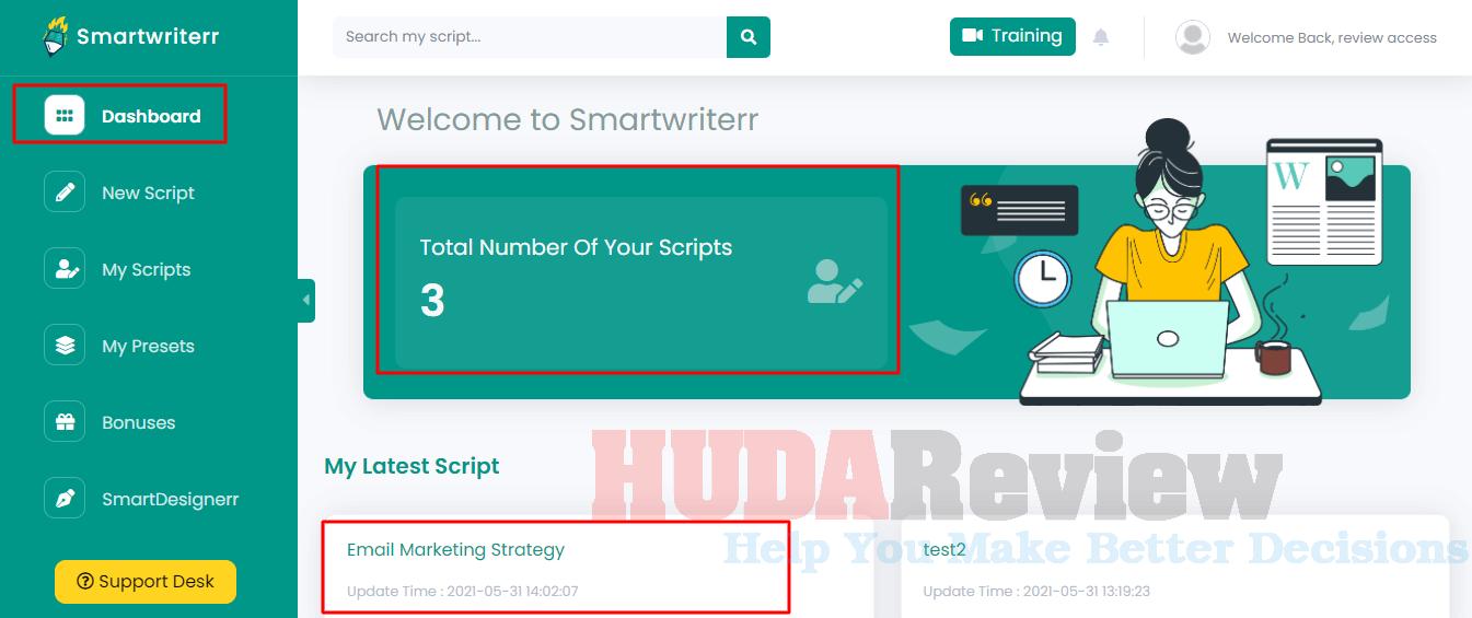 SmartWriterr-Step-2-3